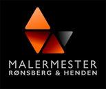 Malermester Rønsberg & Henden AS logo