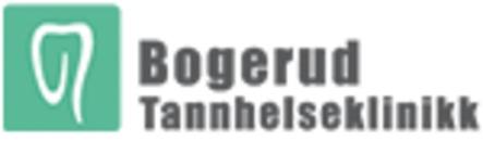 Bogerud Tannhelseklinikk logo