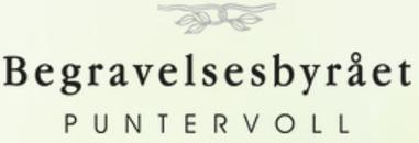 Begravelsesbyrået Puntervoll AS logo