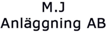 Mj Bergsprängning AB logo