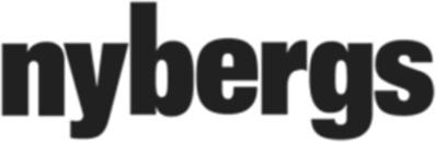 Nybergs Bil - Nässjö logo