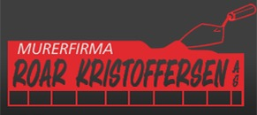 Murerfirma Roar Kristoffersen AS logo