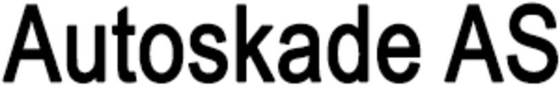 Autoskade AS logo