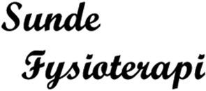Sunde Fysioterapi logo