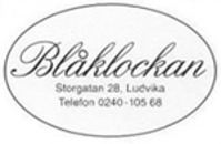 Blåklockan AB logo