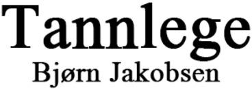 Tannlege Bjørn Jakobsen logo