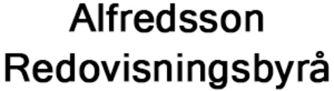 Alfredsson Redovisningsbyrå logo