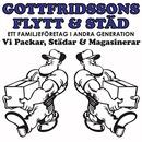 Gottfridssons Flytt & Städ logo