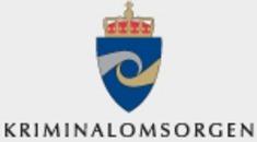 Kriminalomsorgen Østfold Friomsorgskontor logo