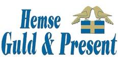 Hemse Guld & Present logo
