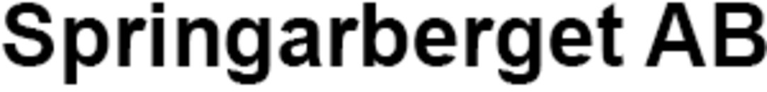 Springarberget AB logo