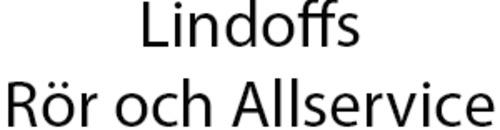 Lindoffs Rör och Allservice logo
