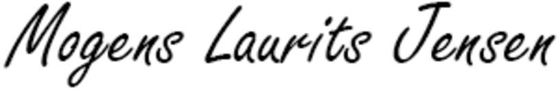 Mogens Laurits Jensen logo