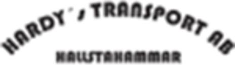 HARDYs Transport AB logo