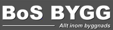 Bos Bygg logo