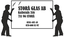 Storå Glas AB logo