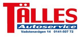 Tälle Bil, Däck & Släpservice AB logo