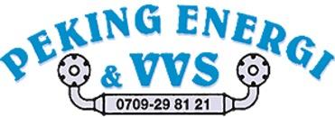 Peking Energi & VVS AB logo