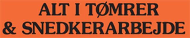 John Holm Nielsen Tømrer- og Snedkerforretning logo