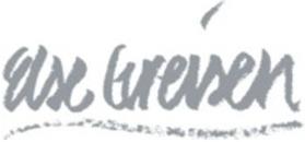 Modefrisør Else Greisen logo