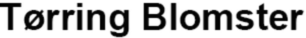 Tørring Blomster logo