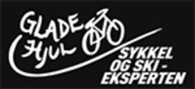 Glade hjul sykkel og skieksperten AS logo