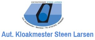 Entreprenør Steen Larsen - Aut. Kloakmester logo