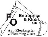 F. O. Entreprise & Kloak ApS logo
