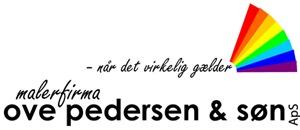 Malerfirma Ove Pedersen & Søn ApS logo