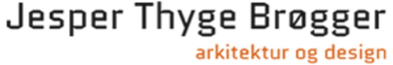 Jesper Thyge Brøgger Arkitekt m.a.a. ApS logo