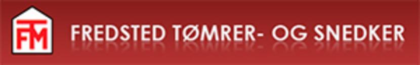 Fredsted Tømrer- og Maskinsnedkeri logo
