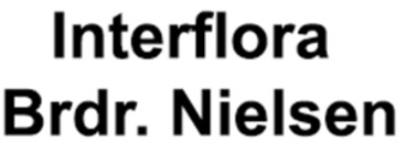 Interflora Brdr. Nielsen logo