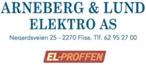 Arneberg & Lund Elektro AS logo