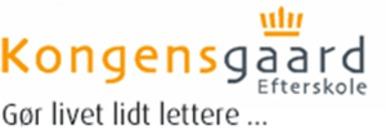 Kongensgaard Efterskole logo
