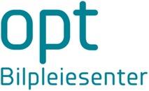 OPT Bilpleiesenter logo