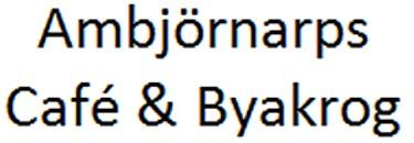 Ambjörnarps Cafe & Byakrog logo
