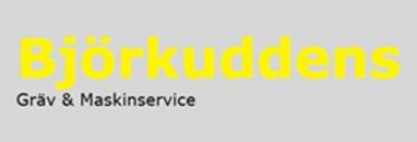 Björkuddens Gräv - Och Maskinservice logo