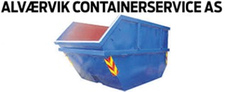 Alværvik Containerservice AS logo