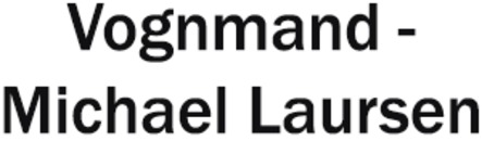 Vognmand - Michael Laursen logo