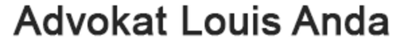 Advokat Louis Anda jr logo