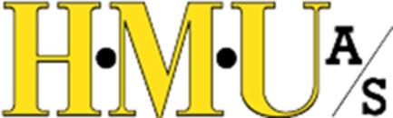 H.M.U. A/S logo