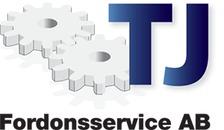 TJ Fordonsservice logo