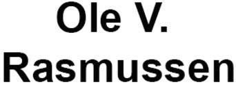 Malermester Ole V Rasmussen logo