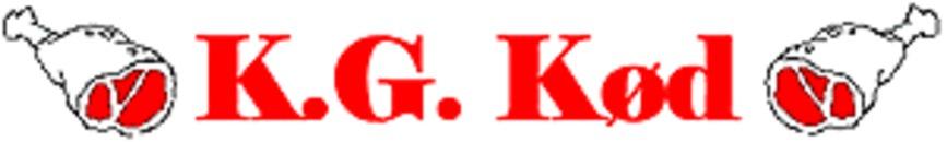 K.G. Kød logo