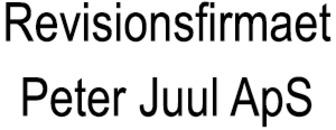 Revisionsfirmaet Peter Juul ApS logo
