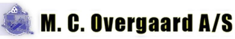 Tømrerfirma M.C. Overgaard A/S logo