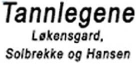 Løkensgard, Solbrekke og Hansen Tannlegene logo