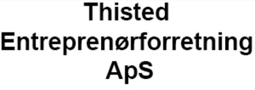 Thisted Entreprenørforretning ApS logo