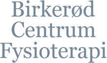 Birkerød Centrum Fysioterapi logo