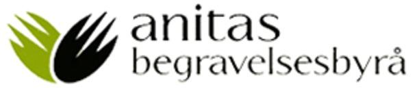 Anitas Blomster og Begravelsesbyrå AS logo